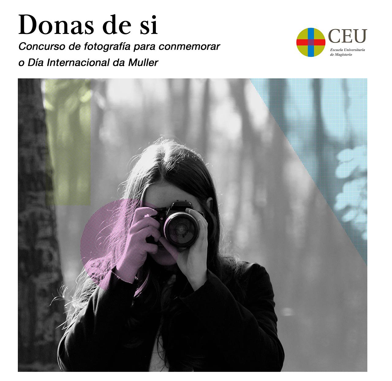 O concurso fotográfico Donas de si xa ten gañadores