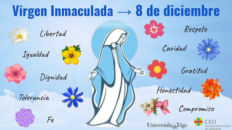 Día de la Virgen Inmaculada